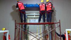 Instalacion Puerta Rapida