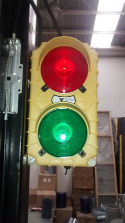 Semáforo de Andén