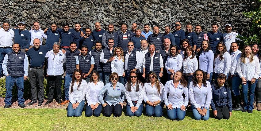 Equipo de Andenes 2019