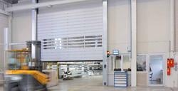 Puerta seccional Speed HS 6015 PU V