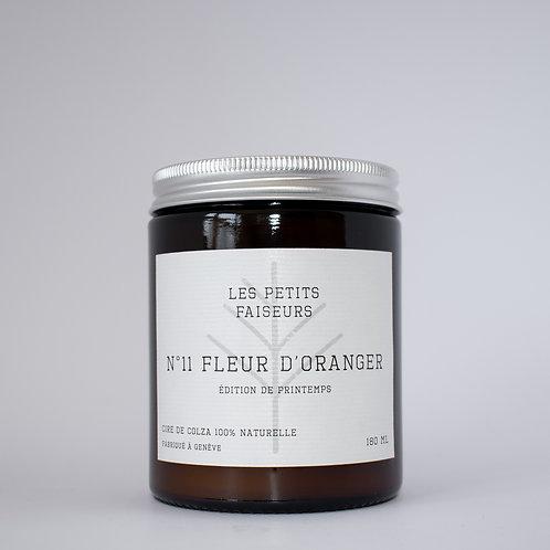 N°11 FLEUR D'ORANGER