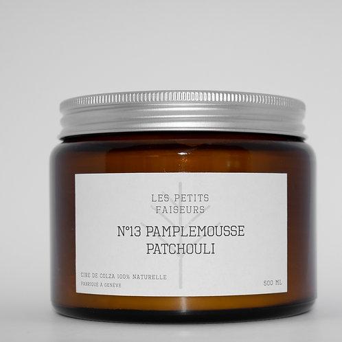 N°13 PAMPLEMOUSSE - PATCHOULI