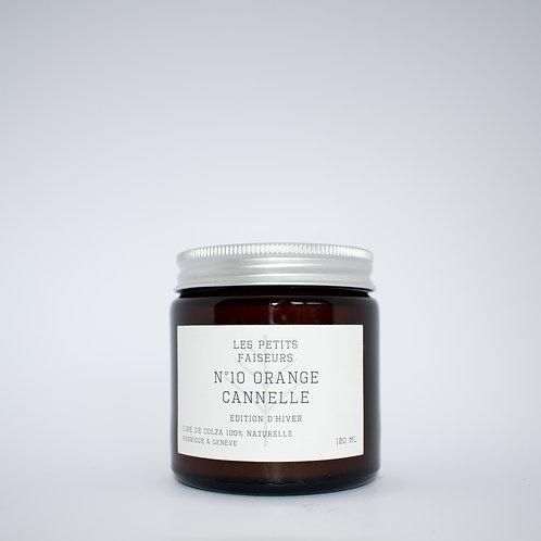 N°10 ORANGE - CANNELLE