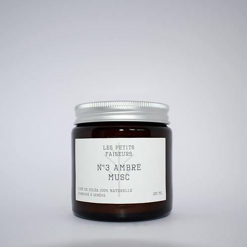 N°3 AMBRE - MUSC