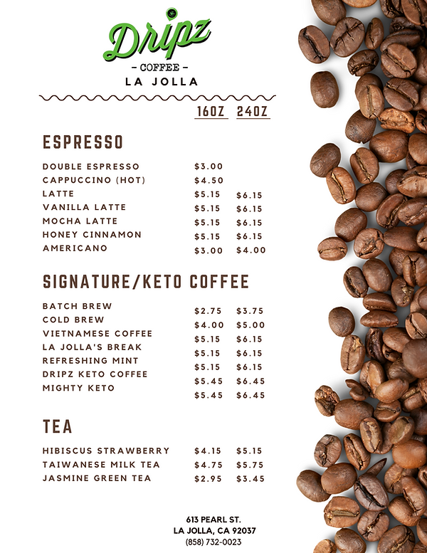 Dripz Coffee Menu.png