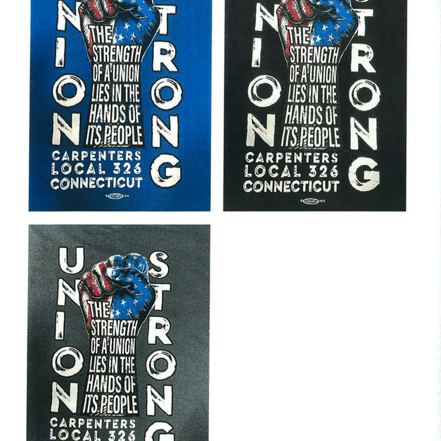 Union Strong T-Shirts
