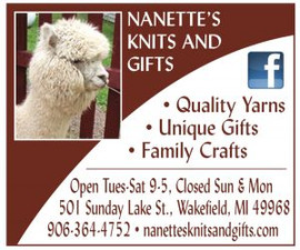 Nanette's Knits and Gifts