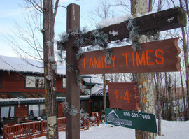 Family Times Ski Chalet