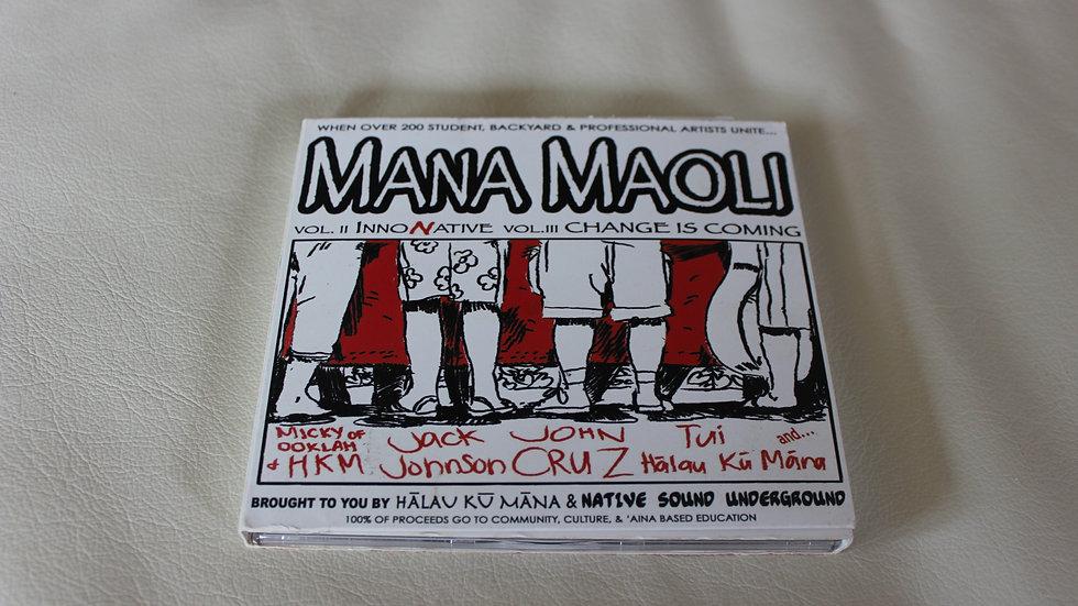 Mana Maoli CD, Vol. II and III