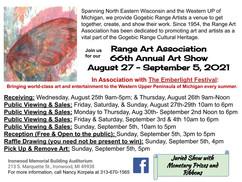 Range Art Association 66th Annual Art Show