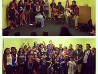 Mana Mele: Halau Lokahi, Inter-Tribal Youth Cultural Exchange & Kanipila