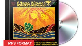 """This is Maoli Music"" (8-track digital sampler)"