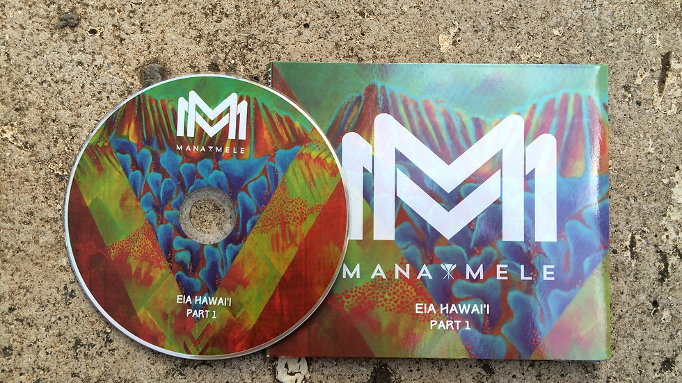 Mana Mele Eia Hawai'i EP Series - Part 1