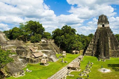 Tikal & Rio Dulce