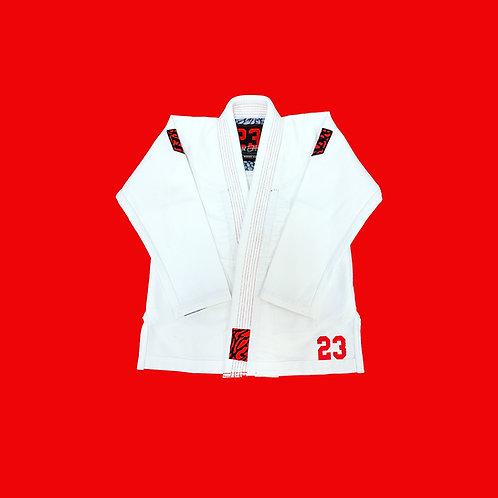 White Number 23