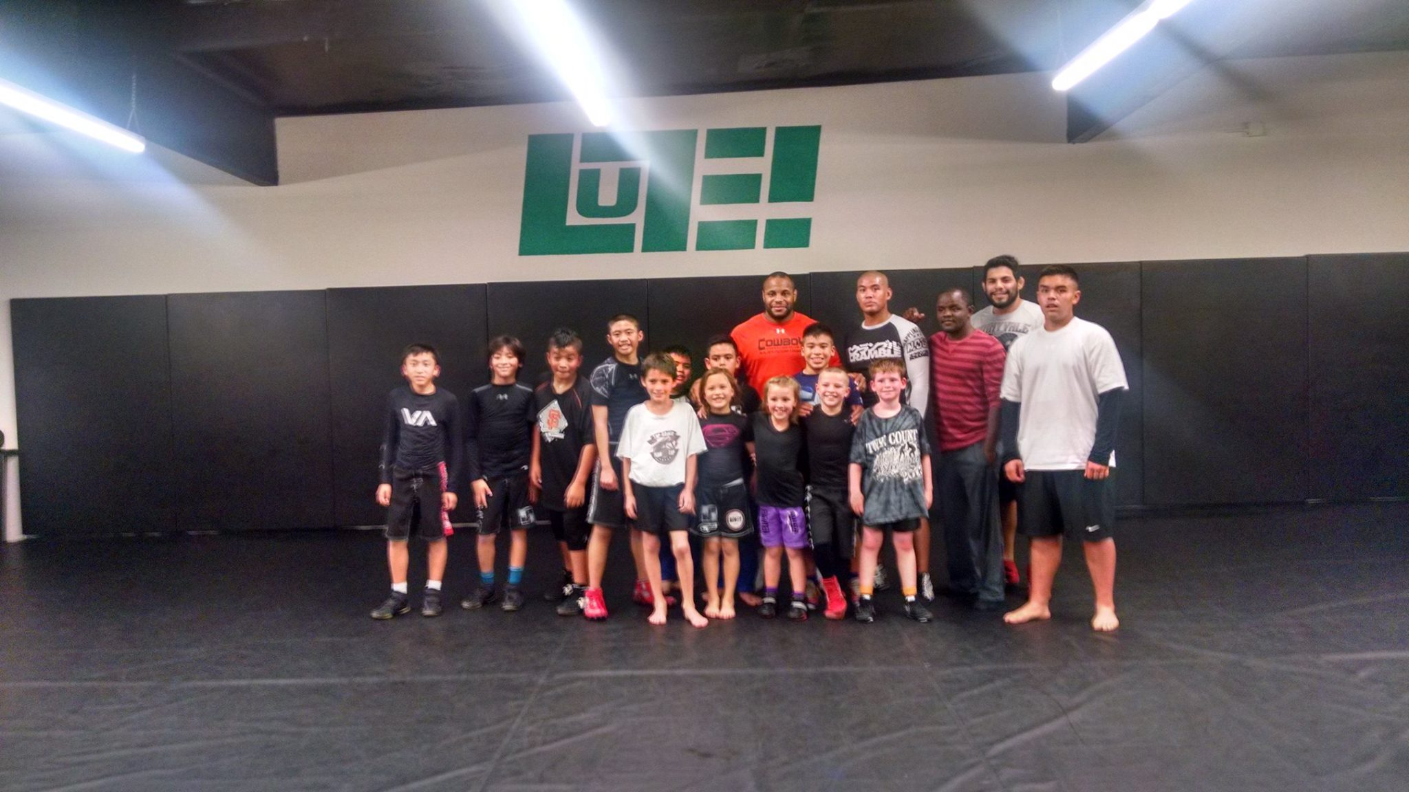 Adult and Youth Wrestling Class