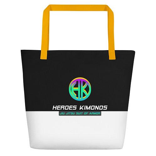 Heroes Kimonos Large Bag