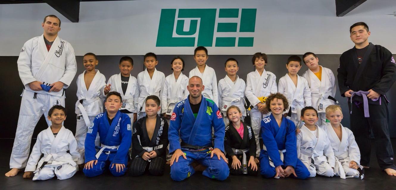 Youth BJJ Class