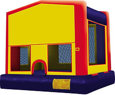 Bounce house rentals for the San Jose area - slide,  jump, moonwalk and jumpers for every event.  Tables, chairs and concessions for rent. Inflatables for any party.