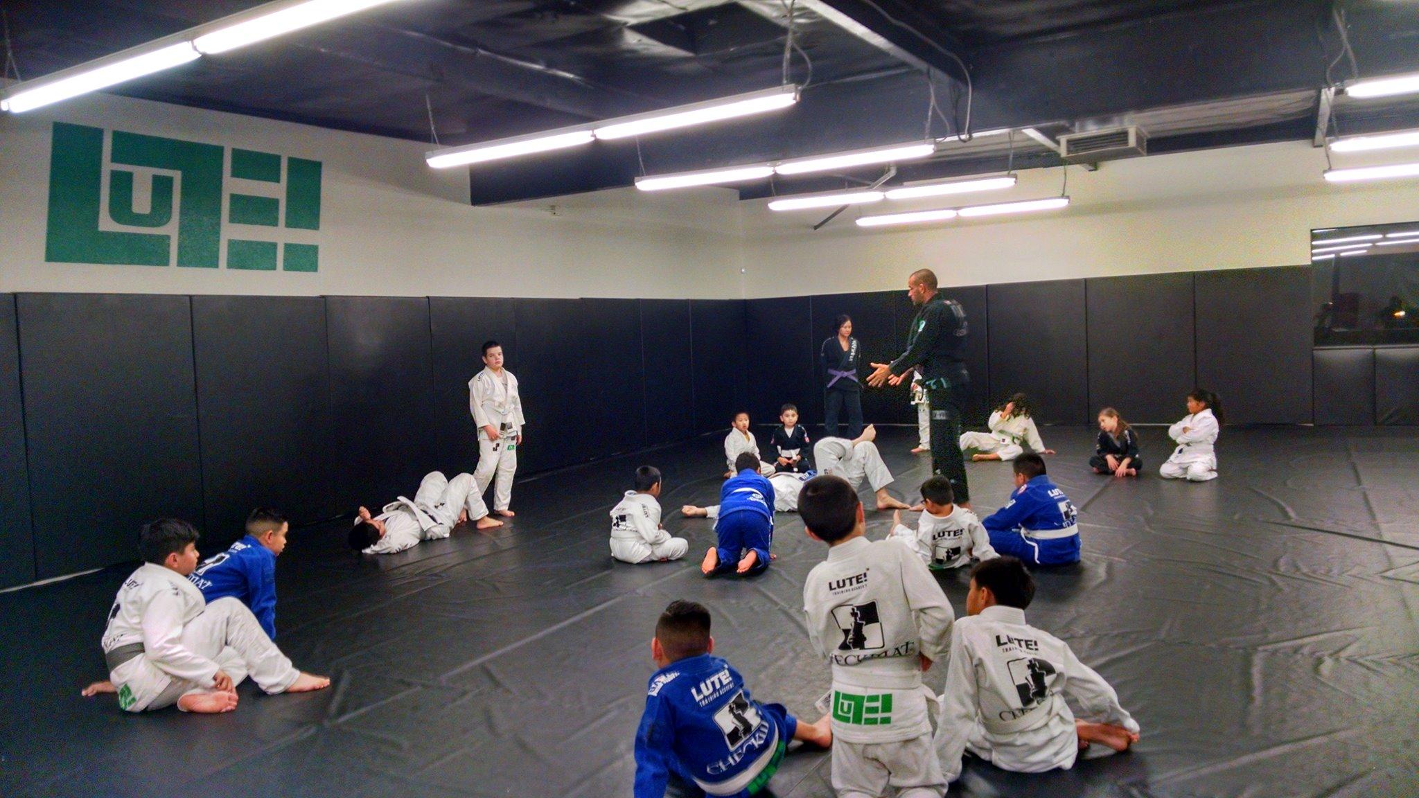 Kids Jiu-Jitsu Class