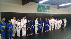 Kids BJJ Class