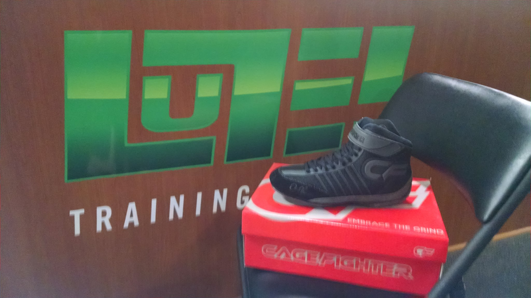 Check out DC's Wrestling Shoe!