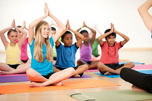 Kids Yoga Brentwood, Kids Fitness Brentwood, Kids After School Brentwood