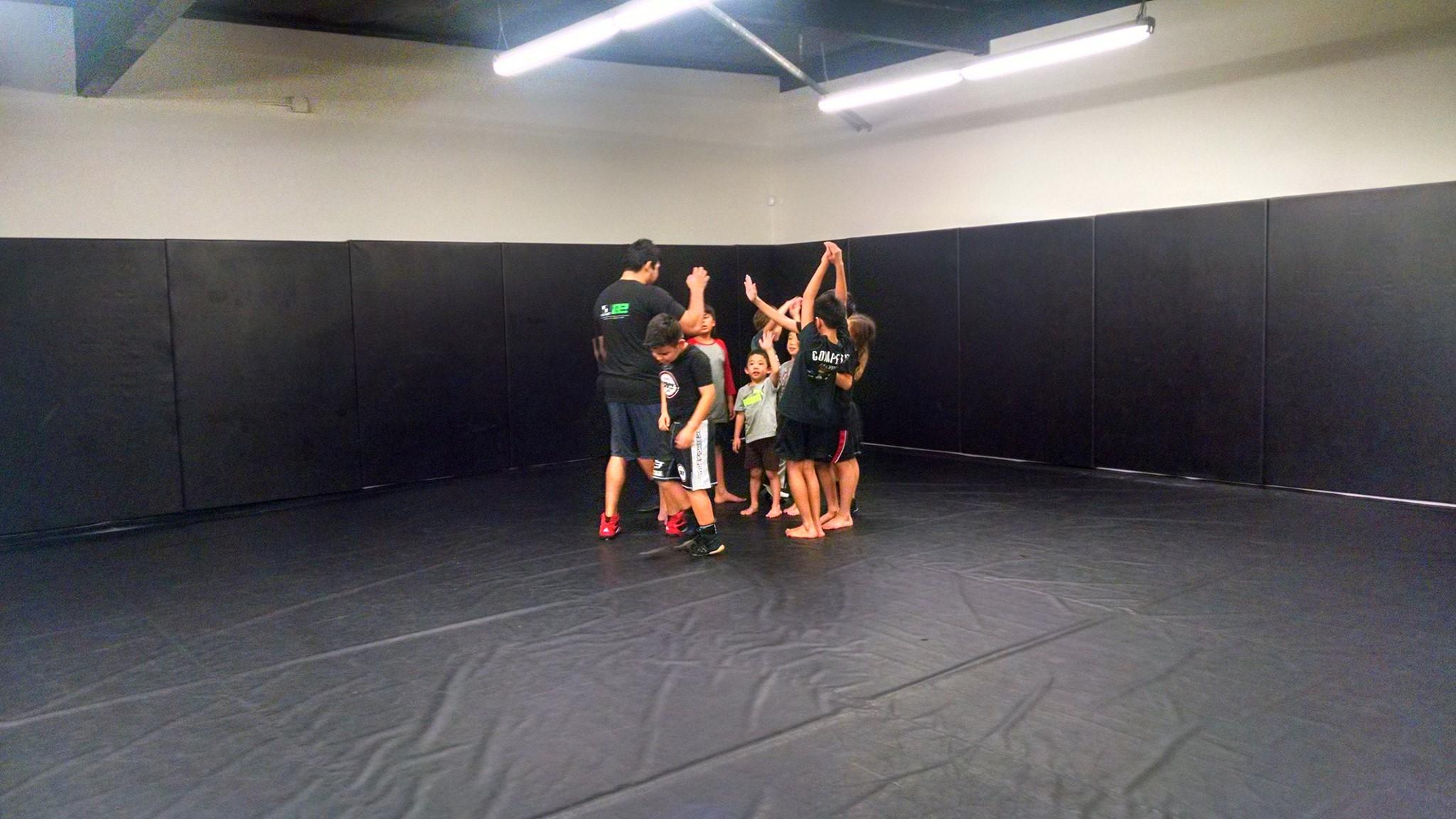 Kids Wrestling Class