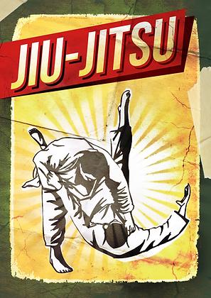Jiu-Jitsu Vintage