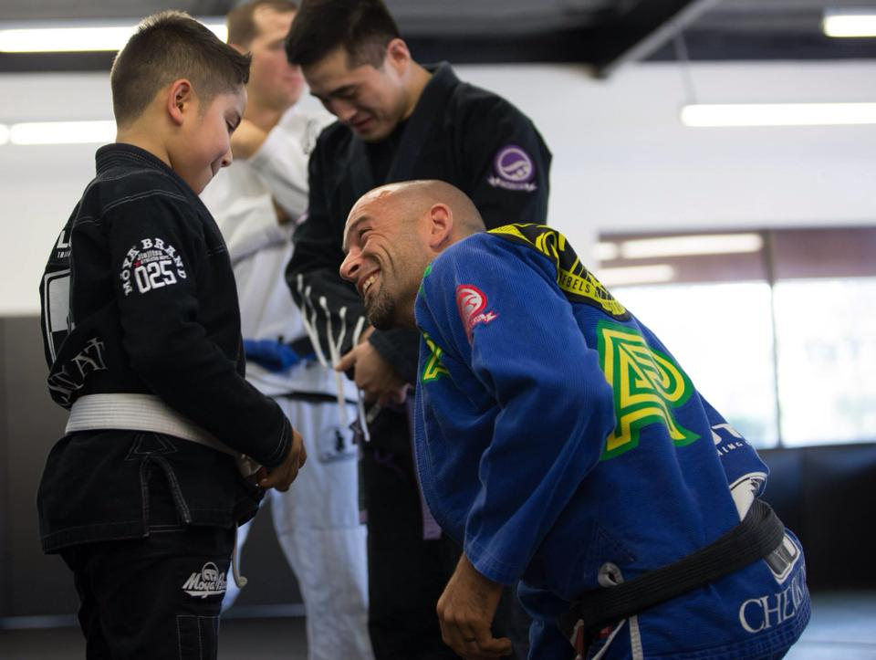 Youth Belt Promotions