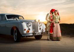 Sikh Wedding - Jaguar