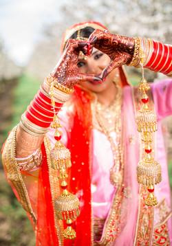 Wedding Portraits - Punjabi - Sacramento