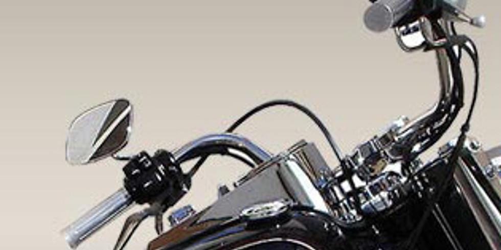 "Benefit Bike run for Mike Baca ""the roadrunner"""