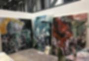 Degree studio space 2018 Aimee Melaugh.j