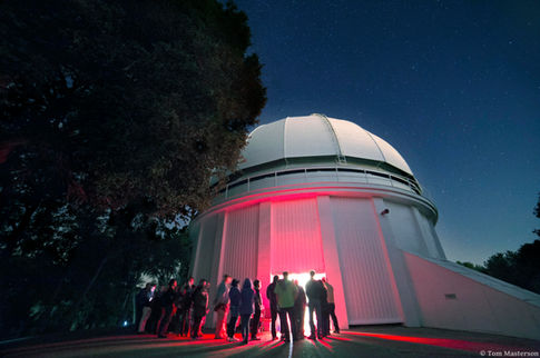 Mount Wilson Observatory Public Astronomy Night 10/19/2016