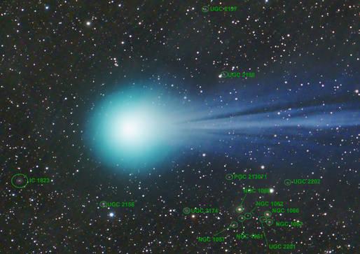Comet Lovejoy 2014 Q2 1/24/2015 2150-2323 plate solved crop