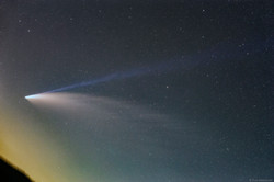 ~20 Degrees of Comet C/2020 F3 NEOWISE
