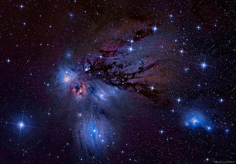 NGC 2170 POSS-II/DSS