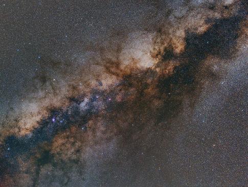 Milky Way 8/24/2014