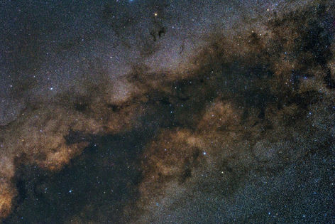 A Bit of the Milky Way