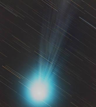 Comet Lovejoy 2014 Q2 1/13/2015