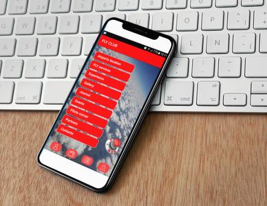 Mobilna aplikacija FLY