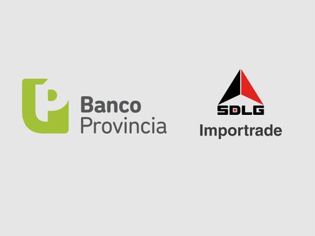Convenio Banco Provincia-Importrade
