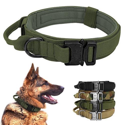Military Tactical Dog Collar