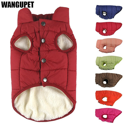 Stylisch Winter Pet Coat Clothes for Dogs