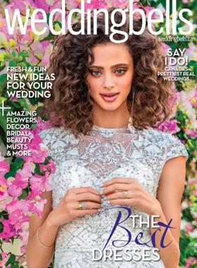My Work in Wedding Bells Magazine