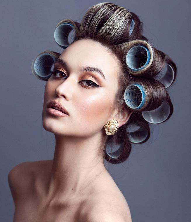 Model: Eden Bode Magazine