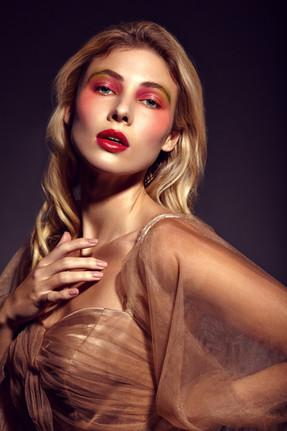 Creative Shoot- Model Eve