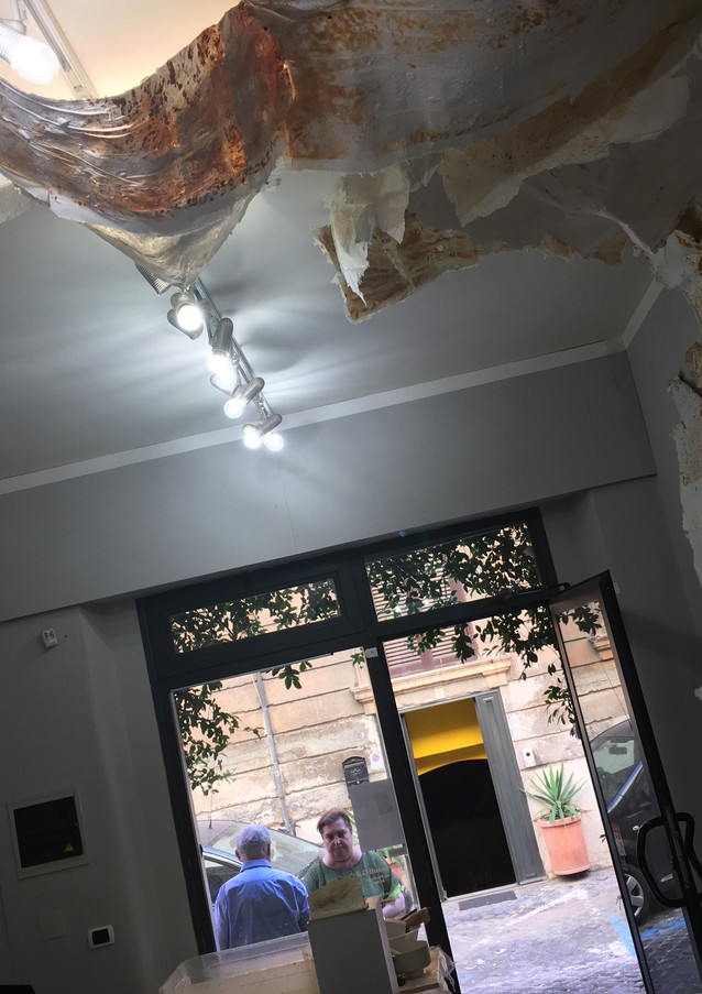 Residenza in galleria