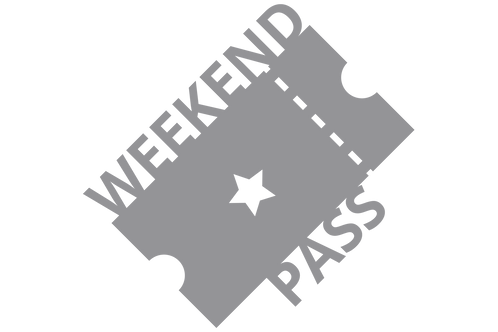 Full Weekend Pass